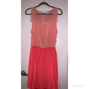 Forever 21 Plus Size cutout back Dress.